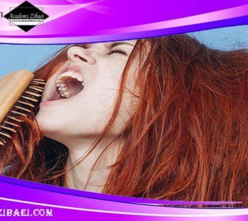 چه عواملی باعث گره خوردن مو می شود؟