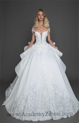 لباس عروس آلفردو آنجلو
