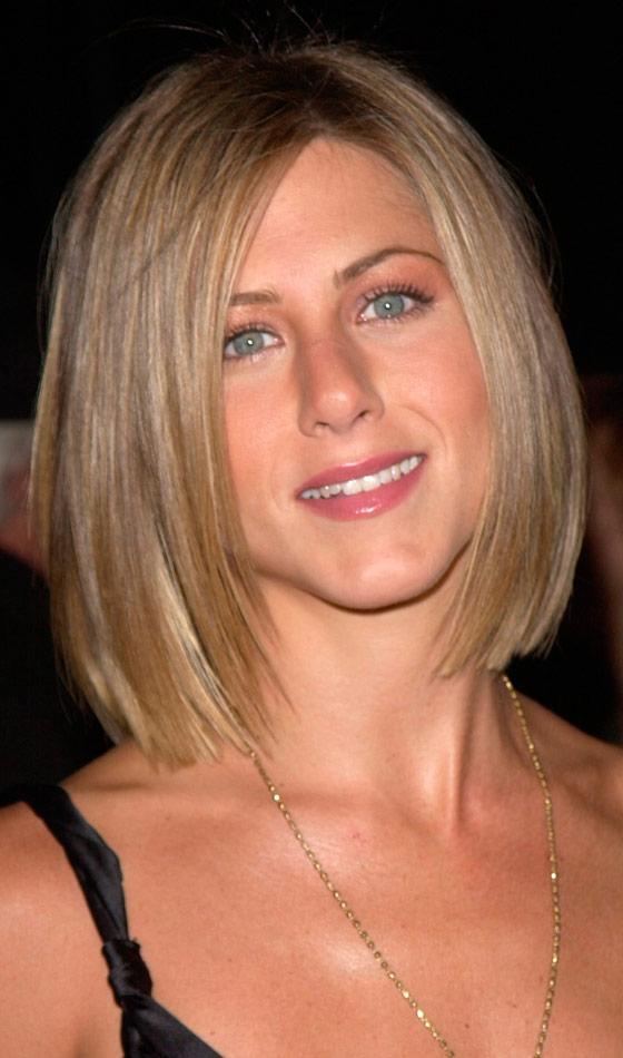 هشت مدل موی جنیفر آنیستون