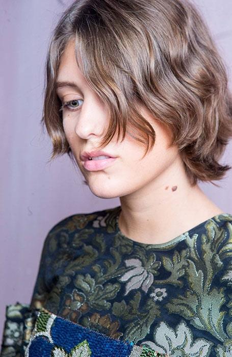 بیست مدل رنگ مو با توناژ قهوه ای برای بانوان