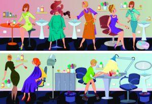 اهمیت وب سایت در سالن های زیبایی