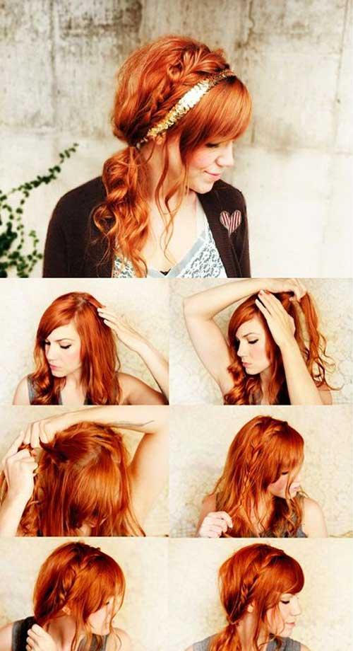 موهای مجعد