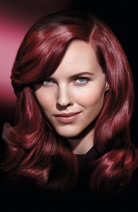 معرفی انواع رنگ موی زنانه 2020