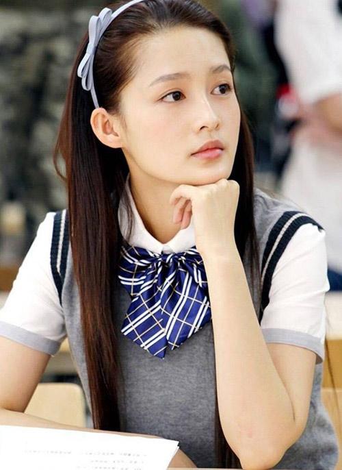 زیباترین دختران چینی در سال 2020
