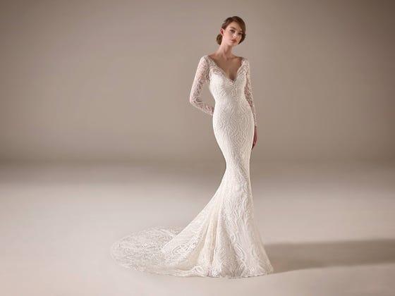 جدیدترین مدل لباس عروس 2020 بخش دوم