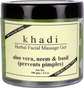 ژل آلوئه ورا Khadi Natural Herbal