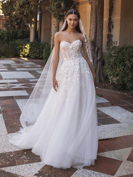 جدیدترین مدل لباس عروس سال 2020